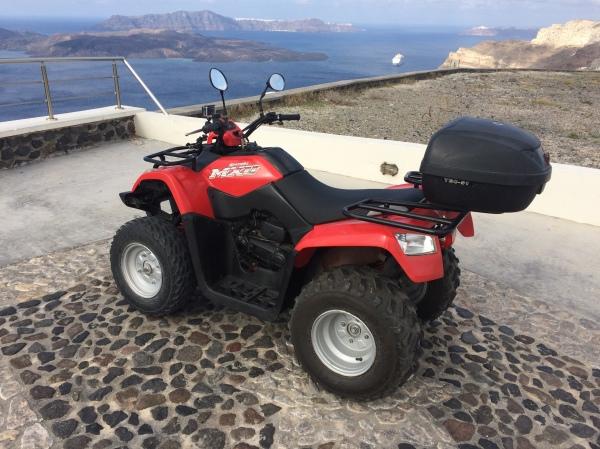 ATV Santorini